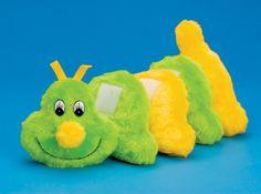 Haan Crafts, LLC: Take-Apart Caterpillar Stuffed Animal Sewing Kit