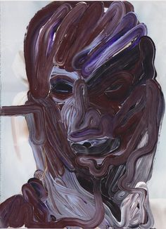 "Saatchi Art Artist Peerawayt Krasaesom; Painting, ""New Body#1"" #art"