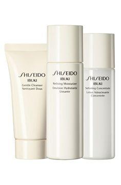 Shiseido 'Ibuki' Starter Set ($35 Value) available at #Nordstrom