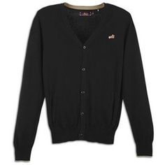 Akoo Columbia Cardigan - Men's  sz. XL, Jet Black . From #Akoo. Price: $69.99