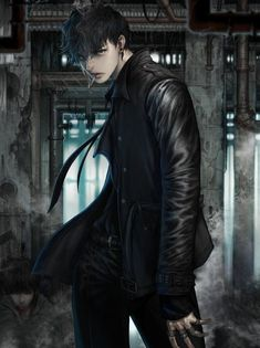 gangroad by kim hyeongyu. Bakugou Manga, Manga Boy, Hot Anime Boy, Anime Guys, Character Inspiration, Character Art, Gang Road, Arte Emo, Mikuo