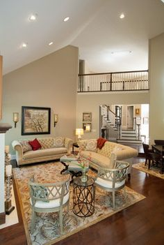 One of my favorite benjamin moore neutrals manchester tan - Traditional living room paint colors ...