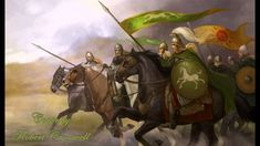Image result for riders of rohan