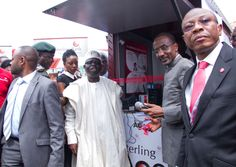 Financial Inclusion. Agent Banking Launch at Makoko