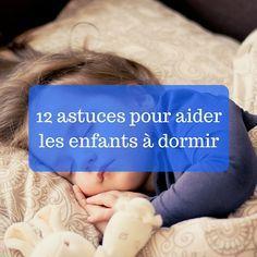 Vos enfants ont du mal à s'endormir ? Voici 12 trucs pour les aider à trouver le sommeil. Le rituel sécurisant. Une fois calé sur les habitudes qui précède le coucher, n'en changez pas....