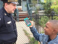 """Meet Rochester's Youngest Journalist   Geoffery Rogers is """"gaining the attention and affection of many of Rochester's police officers because, unlike most 14-year-old reporters who focus on their school's cafeteria menu or modified sports teams, Geoffrey's beat covers shootings, motor vehicle accidents, house fires and other public safety events in his hometown.""""    Democrat & Chronicle"""