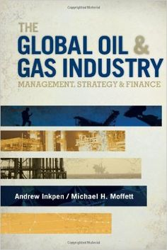 THE GLOBAL OIL AND GAS INDUSTRY de Andrew Inkpen et Michael Moffett. Contents: Preface. The global oil and gas industry. Nationalism, national oil companies, and the curse of oil. Access, leasing, and exploration. Developing oil and gas projects. Production of oil and gas. Fiscal regimes. Financing and financial performance. Natural gas. Liquefied natural gas (LNG). The market for crude oil. Transportation. Refining. Sales and marketing of petroleum products. Petrochemicals... Cote : 6-221…