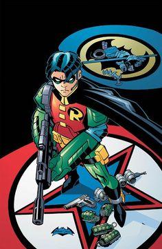 Robin by Scott McDaniel