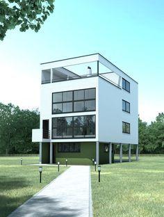 Le corbusier search and google on pinterest - Casas de le corbusier ...