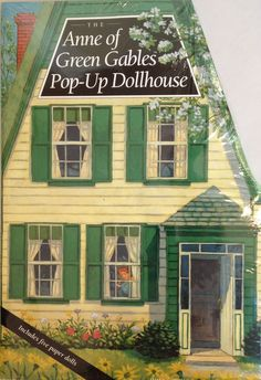 Anne of Green Gables: Pop-Up Dolls House (Children's English): Rick Morrison: 9781550135435: Amazon.com: Books
