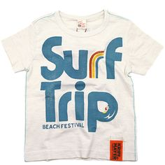 KRIFF MAYER(クリフメイヤー):SURF TRIP-Tシャツ オフ(1) の通販【ブランド子供服のミリバール】