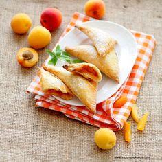 Knusprige Marillentascherln Austrian Recipes, Ethnic Recipes, Food Ideas, Oven
