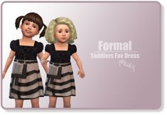 Xmisakix sims: Fav Dresses toddlers • Sims 4 Downloads