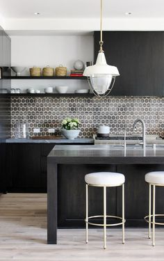 The Most Beautiful Kitchen Backsplashes We've Ever Seen via @domainehome