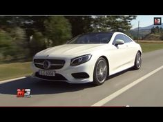 MERCEDES CLASSE S 500 COUPE' - S 63 AMG COUPE' 2014 - TEST DRIVE