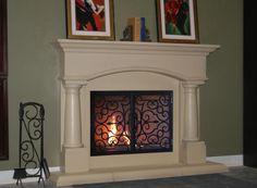 fire place mantels   Fireplace Mantels, Fireplace Surrounds in San Diego, CA