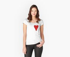 Daryl Dixon Wings - Heart Show your love for Daryl from The Walking Dead.