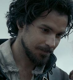 Santiago Cabrera as Aramis in The Musketeers *swoon* Aramis The Musketeers, The Three Musketeers, Most Beautiful Man, Gorgeous Men, Howard Charles, Golden Age Of Piracy, Luke Pasqualino, Tom Burke, Bbc Tv Series
