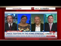 AM JOY 11/5/16 Lawrence O'Donnell, joins Joy Reid on Hillary Clinton and...