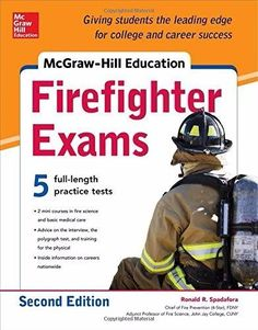 McGraw Hill Education Firefighter Exam Study Guide 2nd Edition
