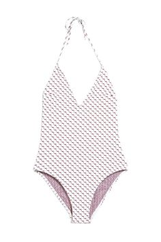 1d529373d 20 Chic One-Piece Swimsuits You ll Be Thrilled to Ditch Your Bikini For.  Trajes De BañoRayas ...
