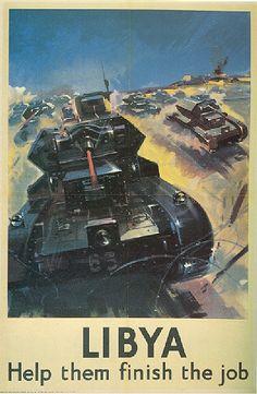 Invasion of Libya British advance