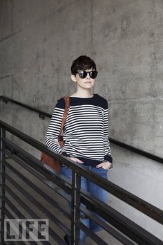 Ginny Goodwin's style >>>>> No wonder she is my idol! Love her & her style <3