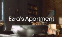 #EzrasApartment #PrettyLittleLiars