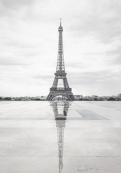 The most beautiful view....Trocadéro