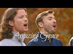 Peter Hollens has teamed up with Home Free to sing an a cappella version of 'Amazing Grace' that is simply amazing and will have you singing along. Home Free Music, Home Free Vocal Band, Home Free Songs, Home Free Band, Gospel Music, Music Songs, Music Guitar, Home Free Youtube, Peter Hollens