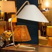 French 50s Lamp