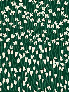 2020 Pattern design Marimekko Pre Spring 2020 RTW Marimekko is a Finnish lifestyle design brand house celebrated worldwide for its original prints and. Marimekko Wallpaper, Pattern Wallpaper, Pretty Patterns, Flower Patterns, Surface Pattern Design, Pattern Art, Iphone Background Wallpaper, Pattern Illustration, Linocut Prints