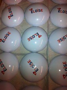 Bedrukken geboorteartikelen.  www.polo.gent. of www.polo-Gent.be
