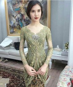 38 ideas fashion dresses photography models for 2019 Kebaya Modern Hijab, Model Kebaya Modern, Kebaya Muslim, Model Rok Kebaya, Vera Kebaya, Kebaya Lace, Kebaya Dress, Kebaya Wedding, Wedding Dress