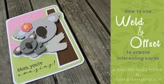 Video Tutorial: How to use Weld & Offset to make interesting cards with Silhouette Studio