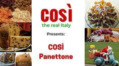 COSI Panettone