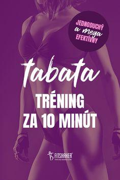 Krátky a veľmi efektívny tréning na chudnutie a spaľovanie tukov. Pozri si odporúčanie na cvičenie na doma. #tabata #CvicenieDoma #KratkyTrening Tabata, North Face Logo, The North Face, Logos, Movie Posters, Logo, Film Poster, Tabata Workouts, Billboard