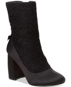 Nanette by Nanette Lepore Linette Boots - Black 8.5M
