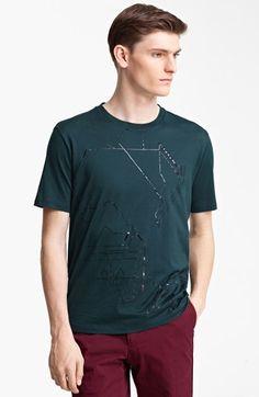 Lanvin Geometric Graphic T-Shirt  #Nordstrom