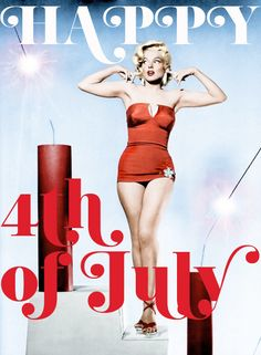 "Celebrate the 4th of July ""Pin-up"" Style!"