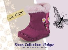 Botas Niñas Invierno Shoes Collection Pakar