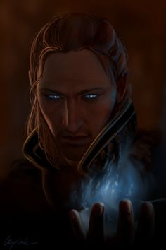 Anders by Aegileif And to think I didn't like him when I first went from DAO Awakening to DA II... He's awesome