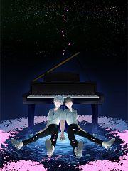 Neon Genesis Evangelion, Shinji & Kaworu