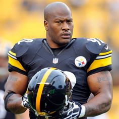 James Harrison Takes On Trophy Culture :: Off-Field Issues