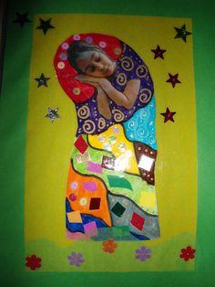 klimt zeichnungen - Famous Last Words Gustav Klimt, Klimt Art, Primary School Art, Elementary Art, Art Lessons For Kids, Art For Kids, Arte Elemental, Teen Art, 3rd Grade Art
