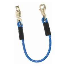 """Tough-1 Adjustable Trailer Tie Panic Snap Adjusts 18/"""" to 36/"""" Double End Stitched"""
