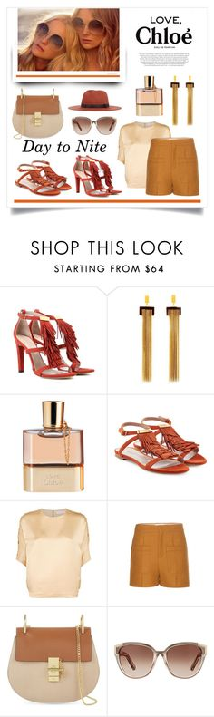 """From Day to Nite in Chloe'"" by conch-lady ❤ liked on Polyvore featuring Chloé and rag & bone"