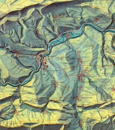 """Geovisualization communicates geospatial information in ways that, when combined with """"human vision and domain expertise"""", allow for data exploration and decision-making"""