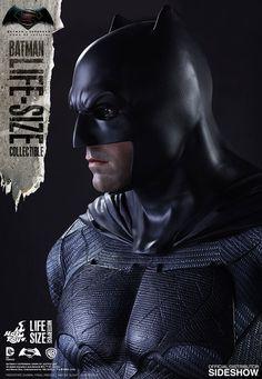 Batman Batman Life-Size Figure by Hot Toys Life-Size Masterpiece Series
