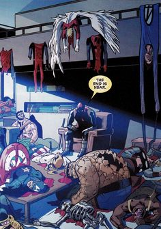 Deapool Killed The Marvel Universe